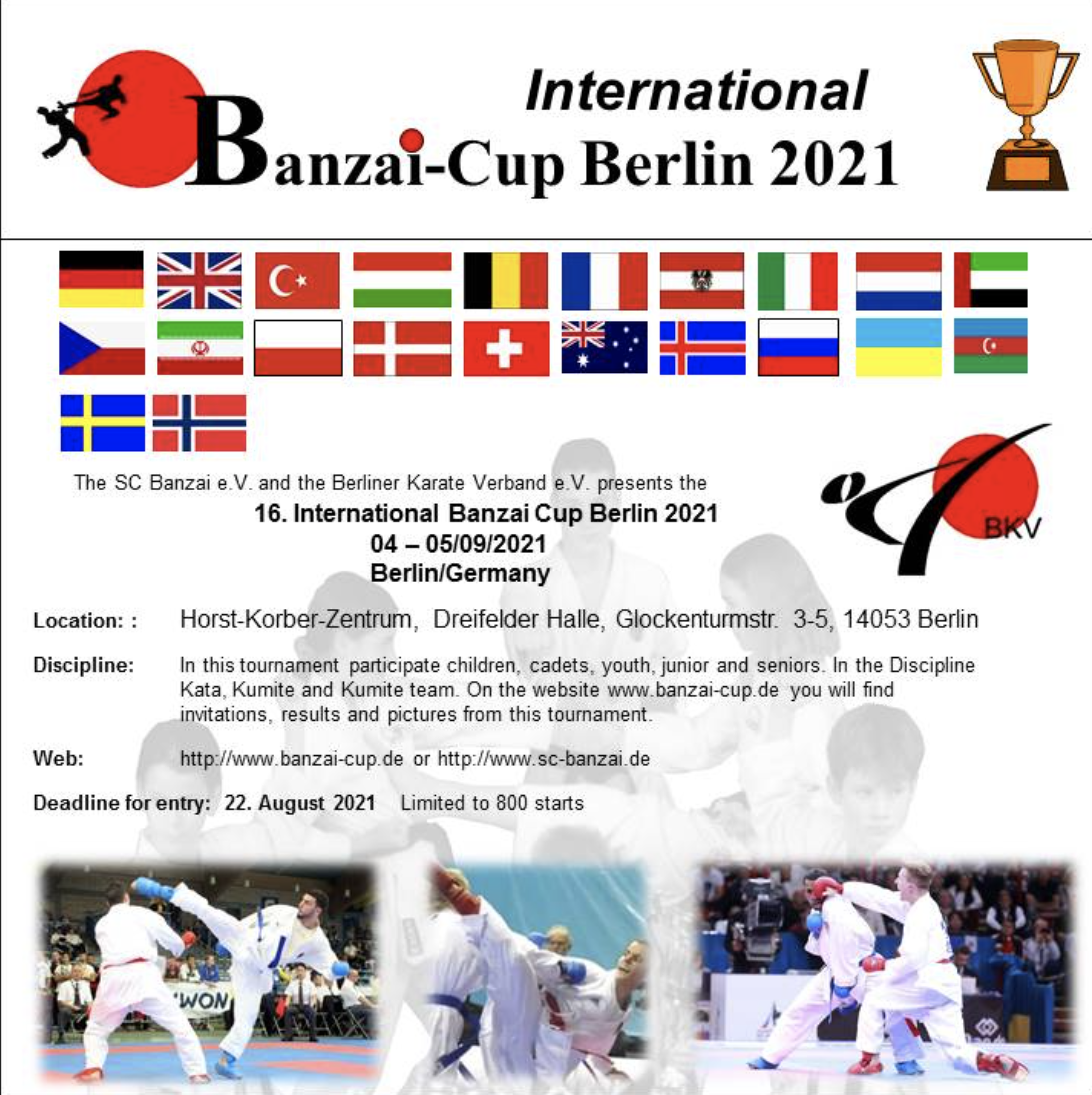 Read more about the article Banzai Cup Berlin